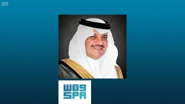الأمير سعود بن نايف يشيد بتقدم تعليم المنطقة الشرقية في اختبارات المركز الوطني للقياس