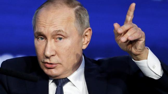 الرئيس الروسي يؤكد على استمرار التعاون مع أوبك للحفاظ على استقرار أسواق النفط