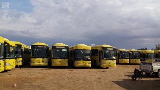 تطوير لخدمات نقل الطلاب تؤكد على الفحص الدوري لحافلات نقل طلاب وطالبات المدارس