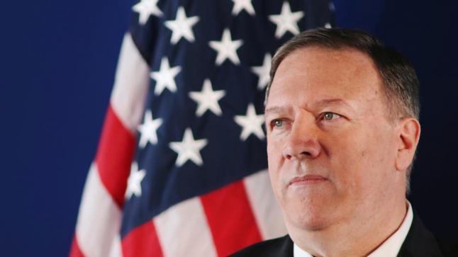 وزير الخارجية الأمريكي يؤكد تعاون بلاده مع المملكة لمواجهة السلوك الإيراني العدواني