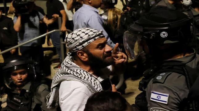 حول الاحداث الأخيرة.. تضامن واسع مع الشعب الفلسطيني