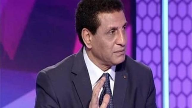 فاروف جعفر ينصح الزمالك بشأن نجم المنتخب الأوليمبي