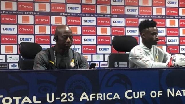 قائد منتخب غانا.. يعلن عن خطته لمواجهة منتخب مصر الأوليمبي غداً