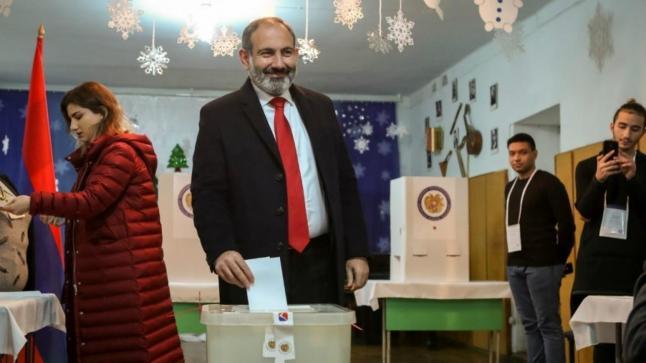 رئيس أرمينيا السابق ينشأ تحالفًا جديدًا لخوض الانتخابات البرلمانية المبكرة