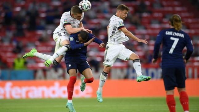 يورو 2020.. هوملز يمنح فرنسا هدف غالي في أولى مباريات الألمان